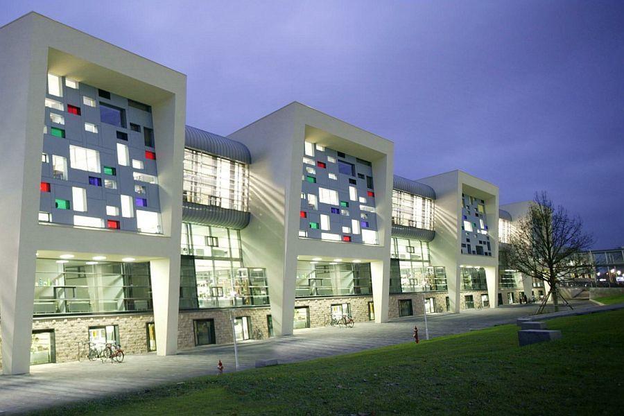 uitbreiding en aanpassingen van het gebouw Gymnasion-Noord - Nijmegen