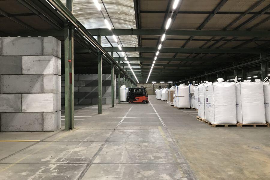 Nieuwbouw productielocatie Morssinkhof Plastics - Lichtenvoorde