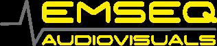 Logo van Emseq Audiovisuals b.v.