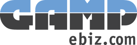logo van Gamp ebiz B.V.