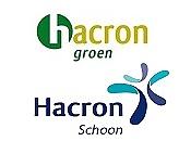 logo van Hacron Groen B.V. en Hacron Schoon B.V.