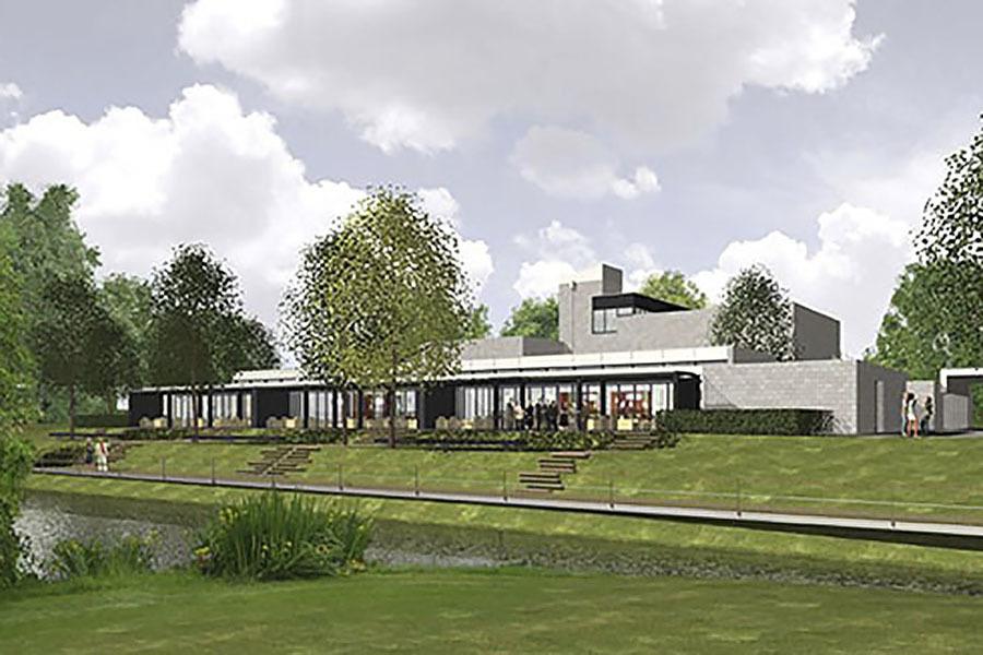 Verbouwing en uitbreiding crematorium Daelwijck - Utrecht