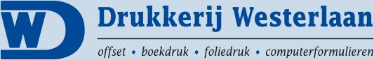 logo van Drukkerij Westerlaan