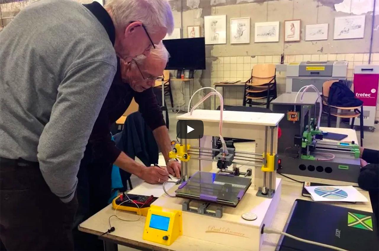 3D-Printerproject